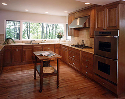 Mercer Island Kitchen After